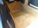 1981 Alfa Romeo Spider Interiors