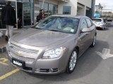 2008 Amber Bronze Metallic Chevrolet Malibu LTZ Sedan #46318274