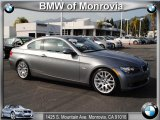 2008 Space Grey Metallic BMW 3 Series 328i Coupe #46318135
