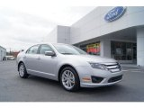 2011 Ingot Silver Metallic Ford Fusion SEL #46318073