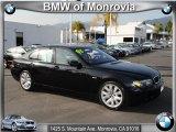2003 Black Sapphire Metallic BMW 7 Series 745i Sedan #46318136