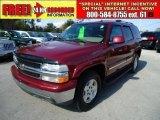 2004 Sport Red Metallic Chevrolet Tahoe LT #46318280