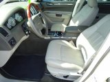 2008 Chrysler 300 C HEMI Medium Pebble Beige/Cream Interior