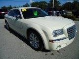 Cool Vanilla White Chrysler 300 in 2008