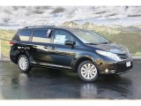 2011 Toyota Sienna XLE AWD Data, Info and Specs