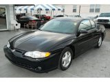 Black Chevrolet Monte Carlo in 2003