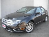 2011 Tuxedo Black Metallic Ford Fusion SEL V6 #46337214