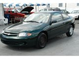 2003 Chevrolet Cavalier Dark Green Metallic