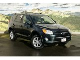 2011 Black Forest Metallic Toyota RAV4 V6 Limited 4WD #46337200