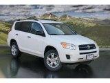 2011 Super White Toyota RAV4 V6 4WD #46337201