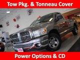 2007 Mineral Gray Metallic Dodge Ram 1500 ST Regular Cab #46337277
