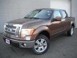 2011 Golden Bronze Metallic Ford F150 Lariat SuperCrew 4x4 #46337211