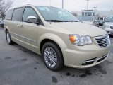 2011 Chrysler Town & Country White Gold Metallic