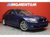 2010 Montego Blue Metallic BMW 3 Series 328i Sedan #46344996
