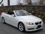 2008 Alpine White BMW 3 Series 335i Convertible #46344656