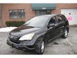 2008 Nighthawk Black Pearl Honda CR-V LX 4WD #46344505