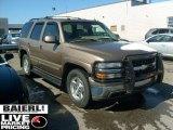 2004 Sandalwood Metallic Chevrolet Tahoe LT 4x4 #46344510