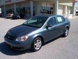 2007 Blue Granite Metallic Chevrolet Cobalt LT Sedan #4620349