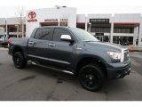2010 Slate Gray Metallic Toyota Tundra Limited CrewMax 4x4 #46344517