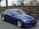 2007 Montego Blue Metallic BMW 3 Series 335i Coupe #46344662