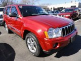 2006 Jeep Grand Cherokee Inferno Red Crystal Pearl