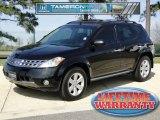 2006 Super Black Nissan Murano SL #46345200