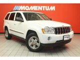 2006 Stone White Jeep Grand Cherokee Limited 4x4 #46345005