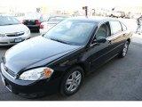 2006 Black Chevrolet Impala LS #46344835
