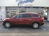 2011 Red Jewel Tintcoat Buick Enclave CXL #46345020
