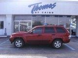 2006 Red Rock Crystal Pearl Jeep Grand Cherokee Laredo #46345021