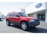 2003 Redfire Metallic Ford Escape XLT V6 #46344705