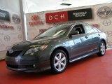 2008 Magnetic Gray Metallic Toyota Camry SE V6 #46345249