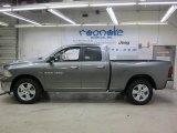 2011 Mineral Gray Metallic Dodge Ram 1500 SLT Quad Cab 4x4 #46344710