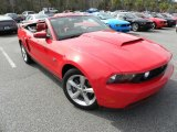 2010 Ford Mustang GT Premium Convertible Data, Info and Specs