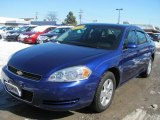 2006 Laser Blue Metallic Chevrolet Impala LT #46345057