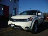 2007 Glacier Pearl White Nissan Murano SE AWD #46344890