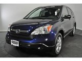 2009 Royal Blue Pearl Honda CR-V EX 4WD #46345278