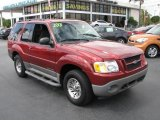 2001 Toreador Red Metallic Ford Explorer Sport #46345304