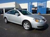 2007 Ultra Silver Metallic Chevrolet Cobalt LT Coupe #46344760