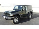 2011 Natural Green Pearl Jeep Wrangler Sport S 4x4 #46345380