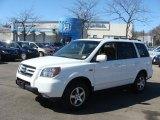 2007 Taffeta White Honda Pilot EX-L 4WD #46345397