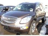 2011 Cocoa Metallic Buick Enclave CXL AWD #46345107