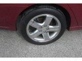 2007 Chevrolet Malibu LTZ Sedan Wheel