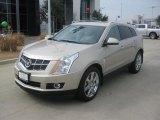 2011 Gold Mist Metallic Cadillac SRX FWD #46344956
