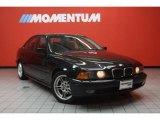 2000 Cosmos Black Metallic BMW 5 Series 540i Sedan #46344987