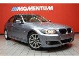 2010 Blue Water Metallic BMW 3 Series 328i Sedan #46344993