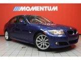 2010 Montego Blue Metallic BMW 3 Series 328i Sedan #46344995