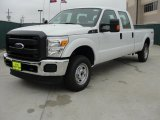 2011 Ford F250 Super Duty XL Crew Cab 4x4 Data, Info and Specs