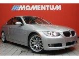 2008 Titanium Silver Metallic BMW 3 Series 328i Coupe #46397544
