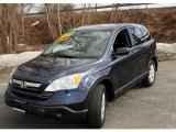 2008 Royal Blue Pearl Honda CR-V EX 4WD #46396996